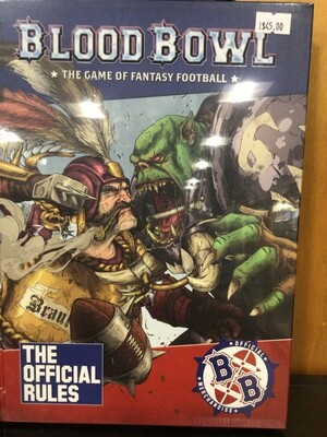 Blood bowl official rules