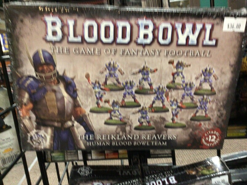 Blood Bowl: The Reikland Beavers