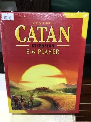 Catan Ext: 5-6 Player
