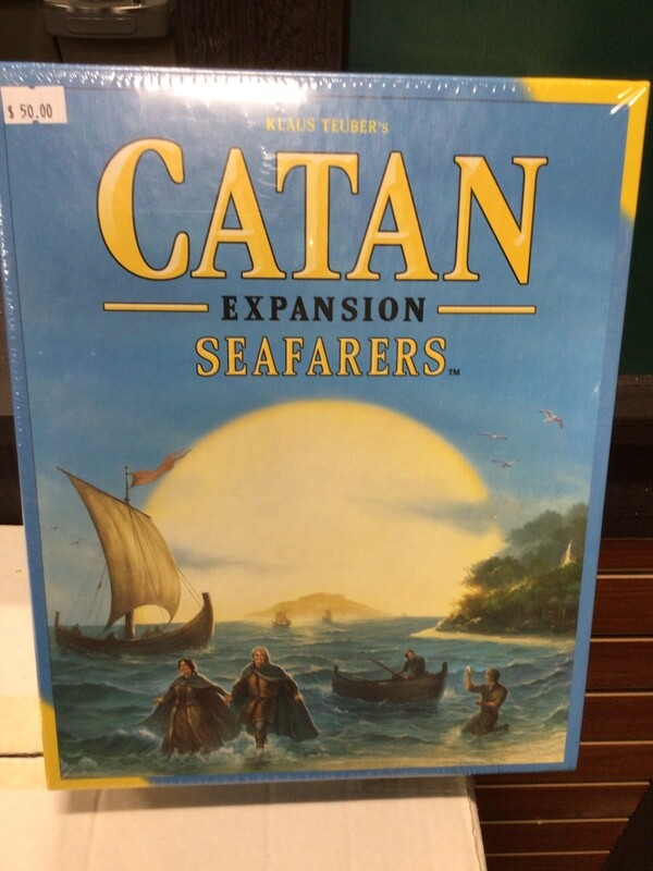 Catan Seafarers