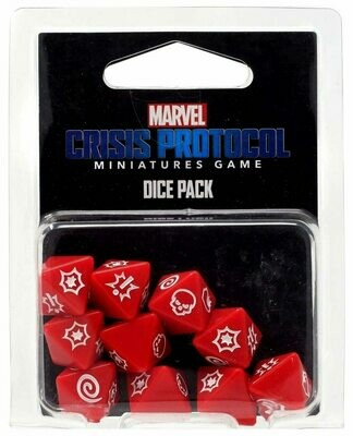 Crisis protocol dice pack