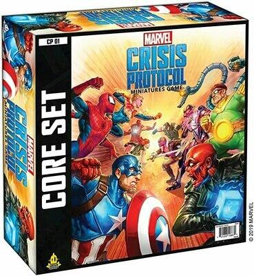 Crisis Protocol Core Set