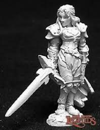 Reaper-Alain Female Paladin