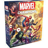 Marvel Champions the Board Game