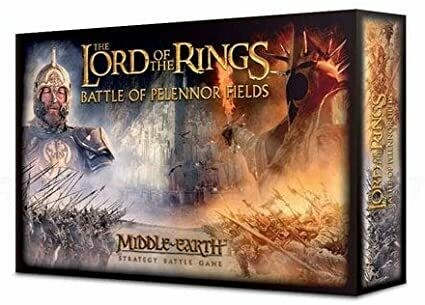 LOTR Battle of Pelennor Fields Game