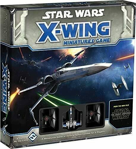 Star Wars x-wing force awakens