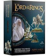 LOTR Gandalf the White and Peregrin Took