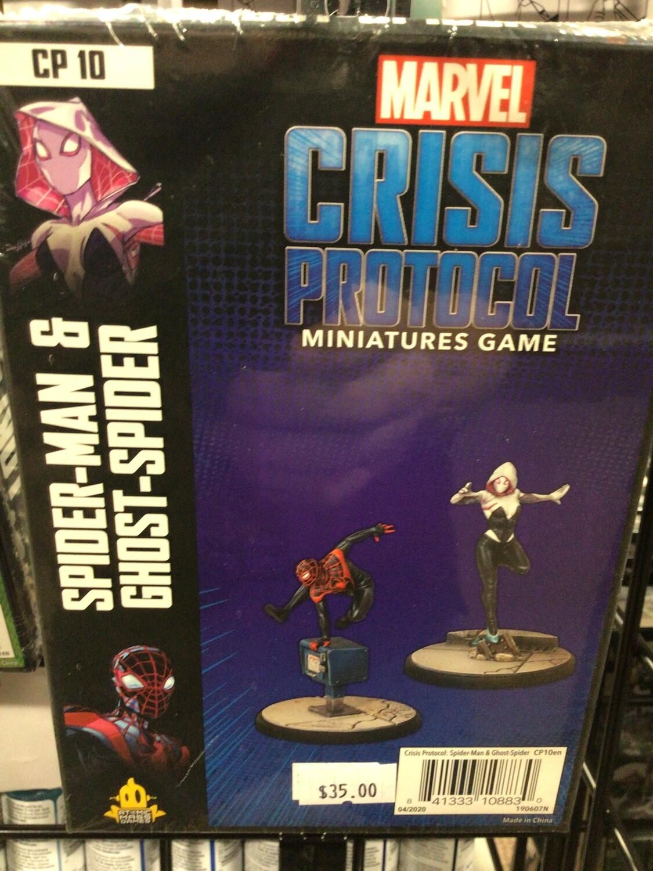 Spider-Man & Ghost-Spider