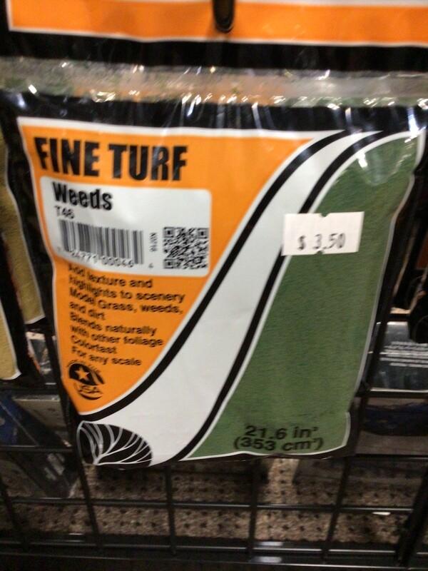 Fine Turf Weeds