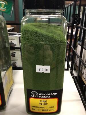 Fine Turf Green Grass