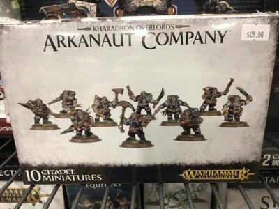 Khardron Overlords Arkanaut Company