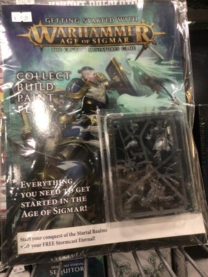 Getting Started Age Of Sigmar