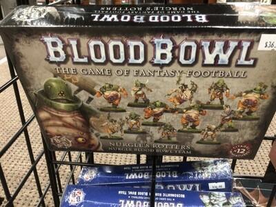 Nurgle's Rotters Nurgle's Blood Bowl Team