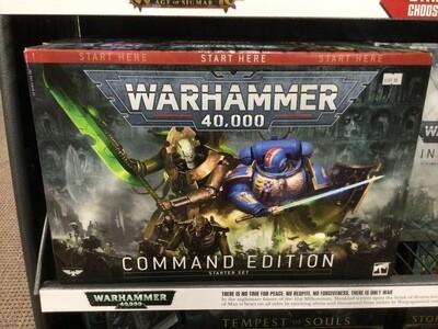 Warhammer 40000: Command Edition