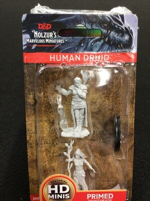 Human Druid II