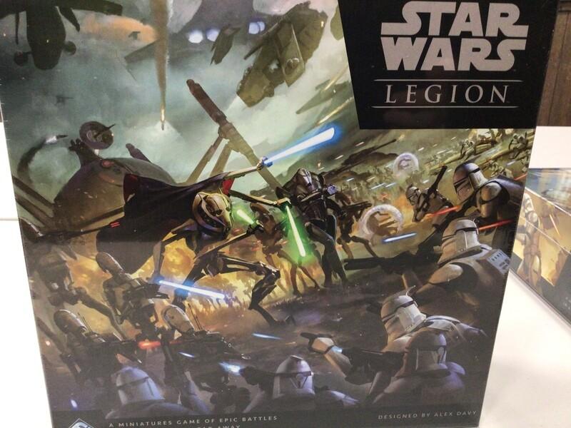 Star Wars Legion Core Set Clone Wars