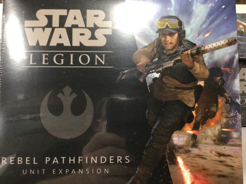 Rebel Pathfinders