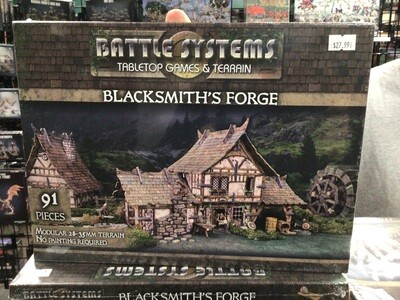 Battle Systems Blacksmith's Forge