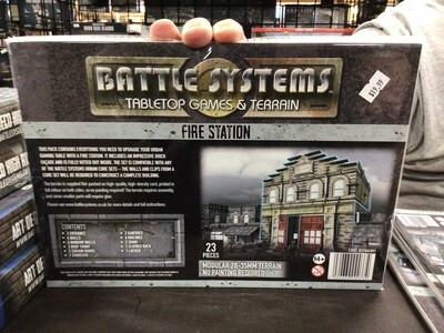Battle Systems Fire Stations