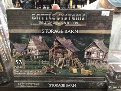 Battle Systems Storage Barn