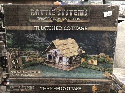 Battle Systems Thatched Cottage