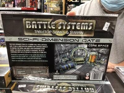 Battle Systems Sci-Fi Dimension Gate