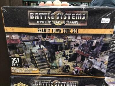 Battle Systems Shanty Town Core Set