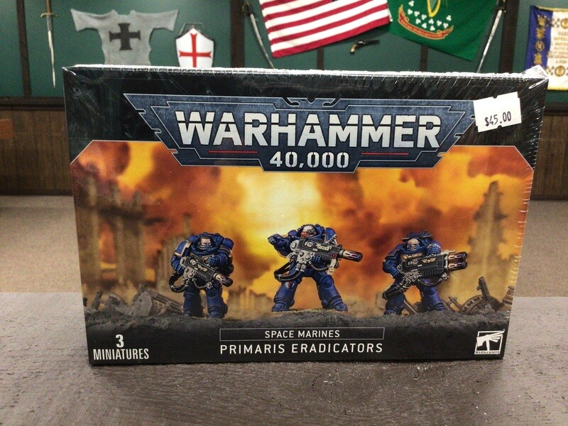 40K PRIMARUS ERADICATORS