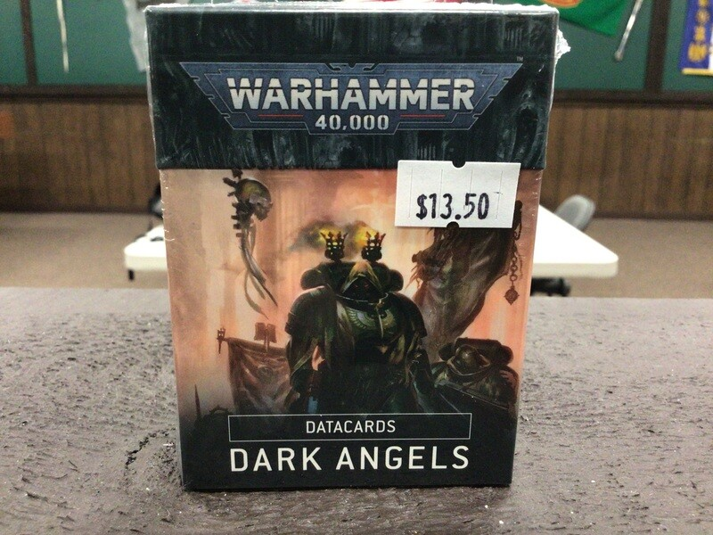 DARK ANGELS DATACARD