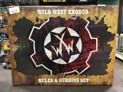 Wild West Exodus Rules