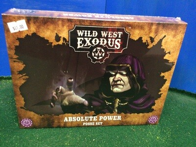 Wild West exodus absolute power