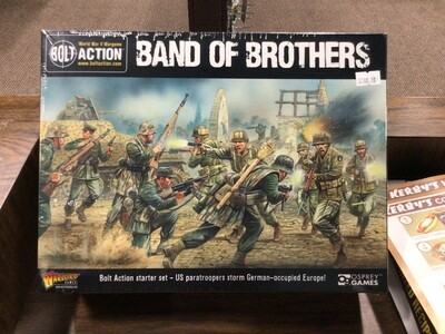 BOLT ACTION BAND OF BROTHERS