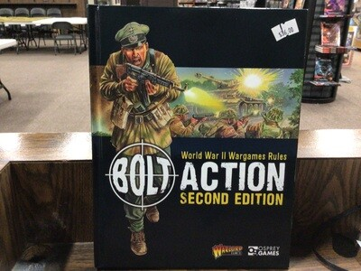 BOLT ACTION RULE BOOK 2nd Ed.
