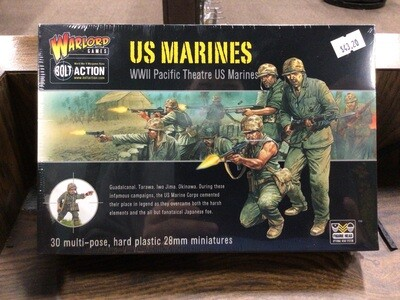 BOLT ACTION US MARINE CORP