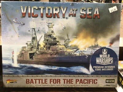 BOLT ACTION VICTORY AT SEA PACIFIC