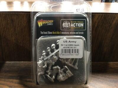 BOLT ACTION US ARMY 50 Cal. TEAM