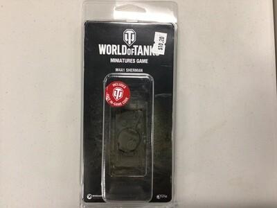 WORLD OF TANKS M-4 SHERMAN