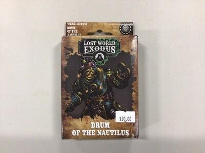 Drum of the Nautilus
