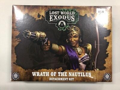 Wrath of the Nautilus