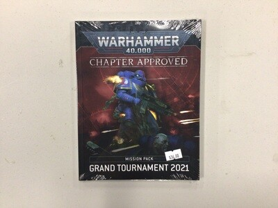MISSION PACK GRAND TOURNAMENT 2021