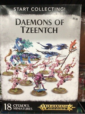 DAEMONS OF TZEENTCH