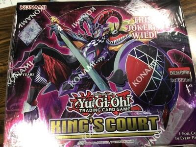 Yu-gi-oh Kings Court