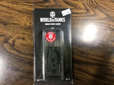 WORLD OF TANKS  I S2