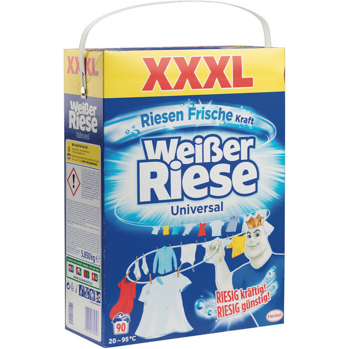 WeiГџer Riese Universal Pulver