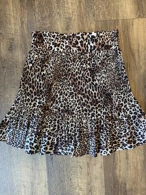 5990 Leopard Skirt