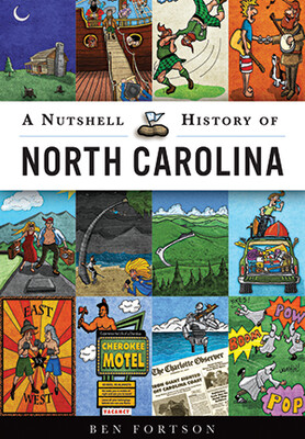Nutshell History of North Carolina