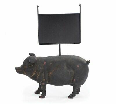 Pig Chalk Board