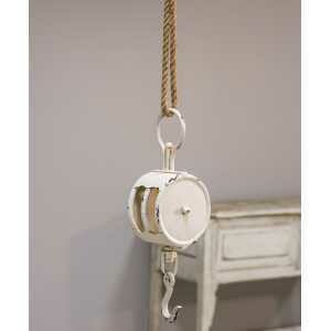White Pulley
