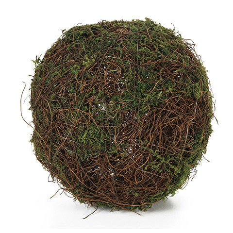 Moss Decor Ball