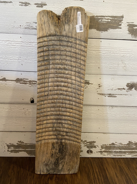 Antique Chinese Scrub Board